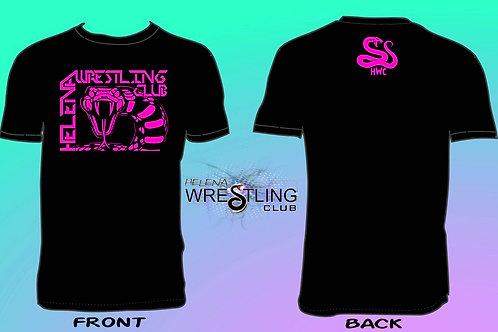 Helena Wrestling Strike Logo