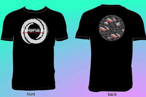 HBJJ Black T-Shirt (Cotton)