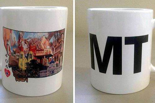 Helena, MT Ceramic Mug (11 oz)