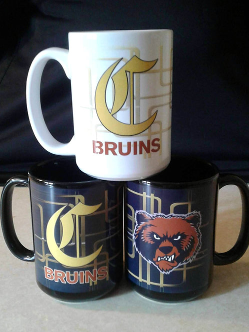 Capital Bruins Ceramic Mug (15 oz)