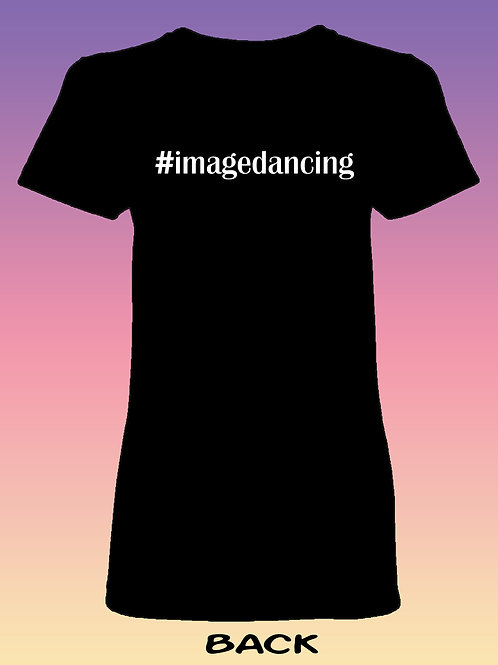 #imagedancing (Women's Fit Shortsleeve)
