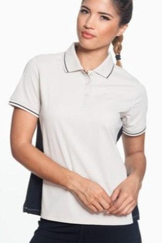 Women's Dri-Fast Advantage Polo (Putty/Black)