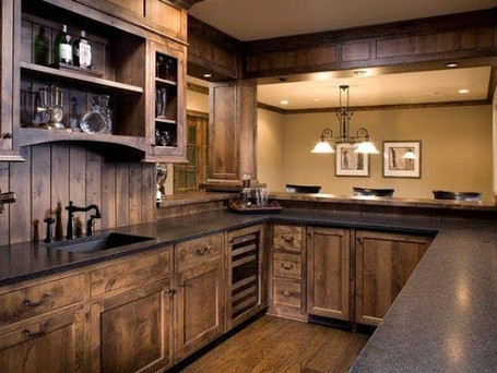 Rustic Or Modern Cabinets? | Pros And Cons