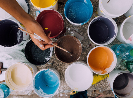 Differences Exterior Painting: Oil Vs Latex Paint