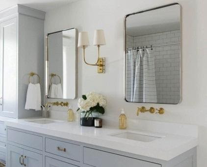 5 Steps to Repaint Your Bathroom Vanity Cabinets