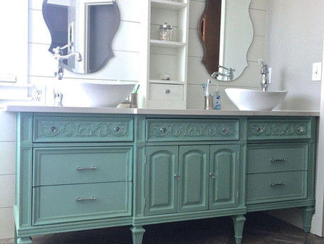 12 Amazing Bathroom Vanity Ideas For Small Bathrooms That You Must Try