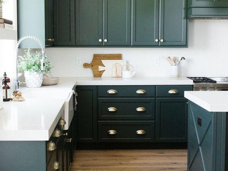 Top 12 Kitchen Cabinets Colors In 2021