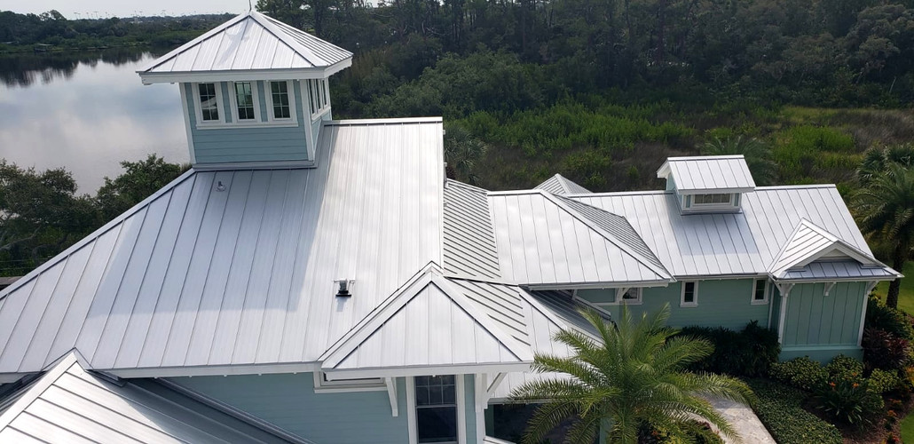 RESIDENTIAL ROOF PAINTING