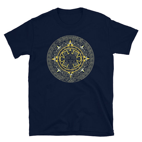 Piedra del Sol Short-Sleeve Unisex T-Shirt