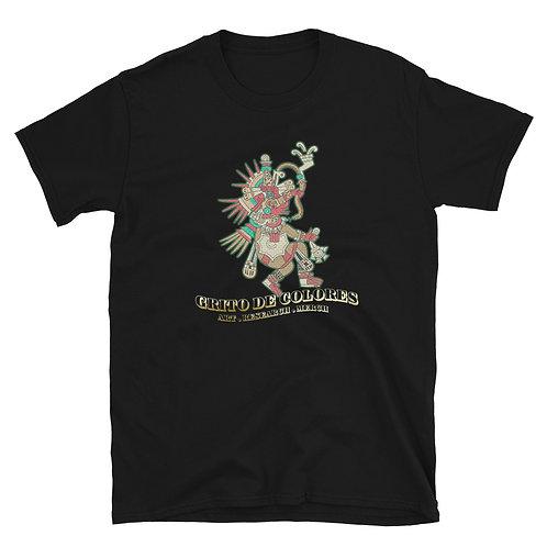 Ehecatl Short-Sleeve Unisex T-Shirt