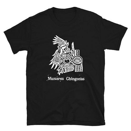 Muxeres Chingonas Short-Sleeve Unisex T-Shirt