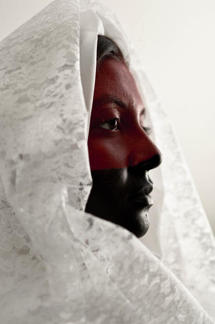 Portrait of La Llorona