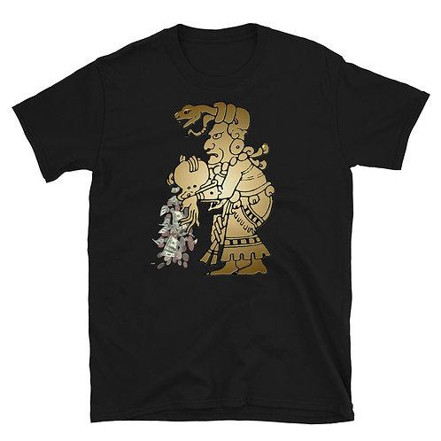 Ix Chel's Piggi Bank Short-Sleeve Unisex T-Shirt