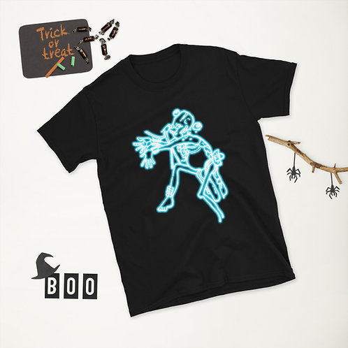 Mayan Death God Short-Sleeve Unisex T-Shirt