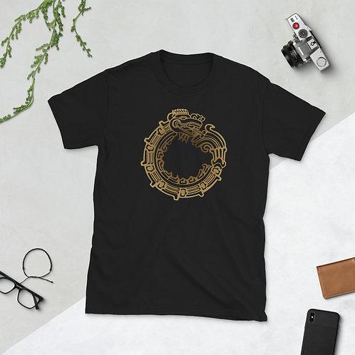Feathered Serpent Short-Sleeve Unisex T-Shirt