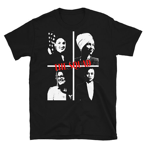 The Squad Short-Sleeve Unisex T-Shirt
