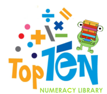 40 Book Numeracy Library with 150 Lessons