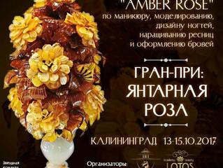 """Чемпионат Европы """"AMBER ROSE"""" в Калининграде."""