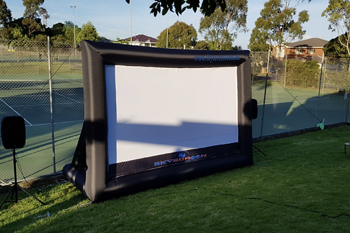 4.5m Inflatable Screen (Unsealed)