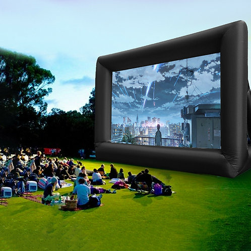 6m Inflatable Screen (Unsealed)