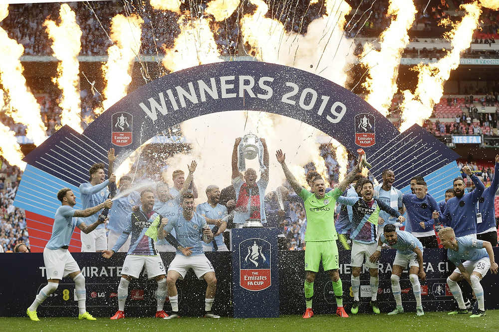 FA Cup Manchester City Arsenal