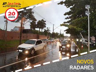 Novos Pontos de Radar em Uberlândia