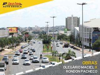 Mudanças no Trânsito | Viaduto Olegário Maciel