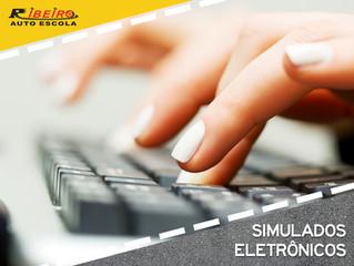 Simulados Eletrônicos quantas vezes você precisar!
