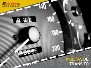 Multas de Trânsito | Velocidade e Notificações