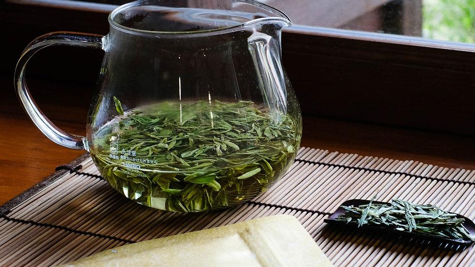 Top Quality Xihu Longjing cha 龙井茶 (Dragon Well Tea) by Longjing Tea Champion