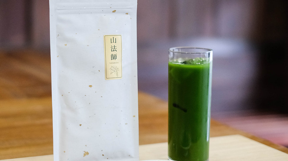 Luxury : Yamaboshi 山法師  4.0/5.0  [Matcha Series]