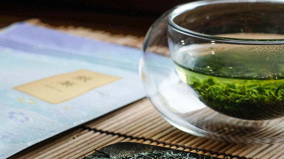 Shincha, the first harvesting season Sencha
