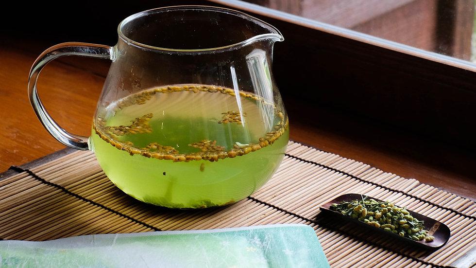 Genmaicha, Japanese Roasted Brown Rice Green Tea