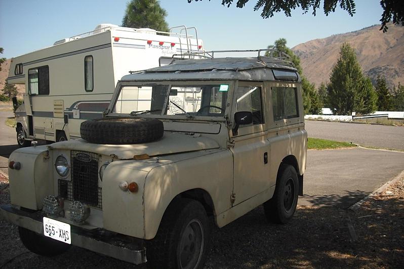 1965 Land Rover Series 2a Swb 3 Door Land Rover Forums