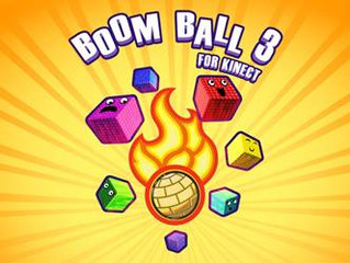 Boom Ball 3 for Kinect | A KGK Review