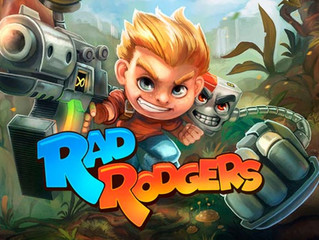 Rad Rodgers | Console Release and PC Update