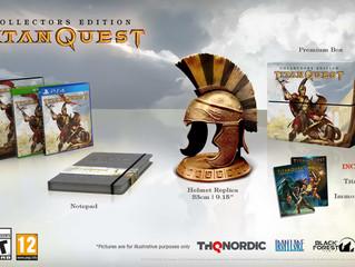 Titan Quest - Release Announcement