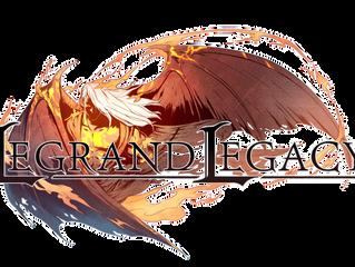 Legrand Legacy - Release Announcement