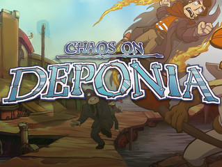 Chaos on Deponia | A KGK Review