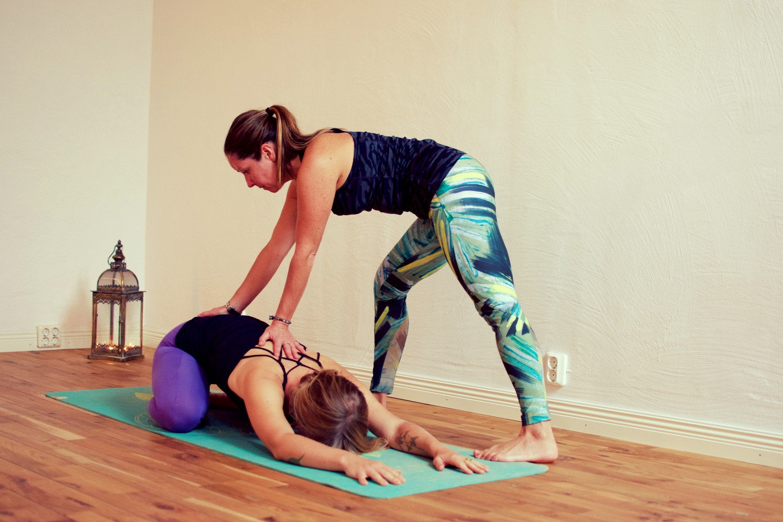 Anpassad yoga