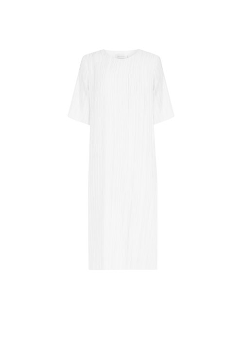Empire Plisse Dress by Zimmermann