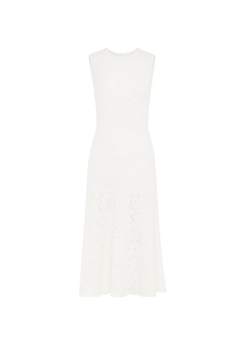 Lace Midi Dress by Lover