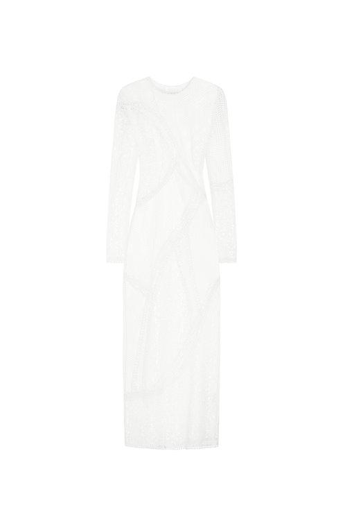Anais Lace Sheath Dress by Zimmermann