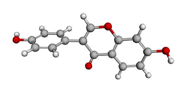daidzein-molecular-structure