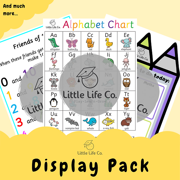 Display Pack (Digital)