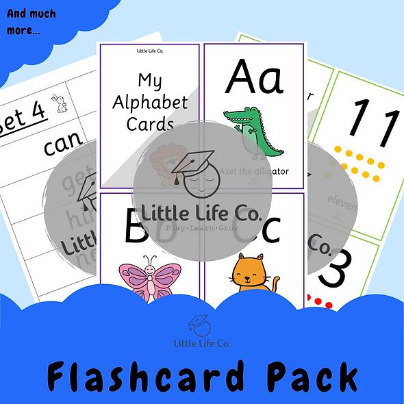 Flashcards Pack (Digital)