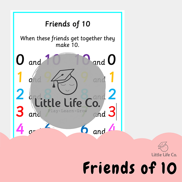Friends of 10 (Digital)