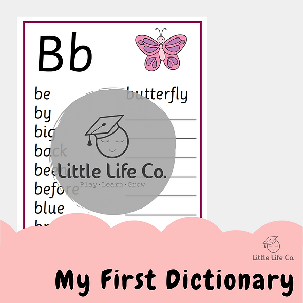 My First Dictionary (Digital)