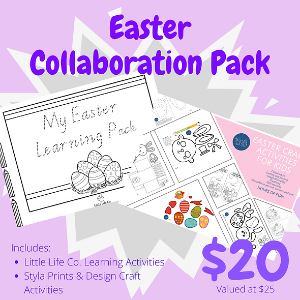 Easter Collaboration Pack