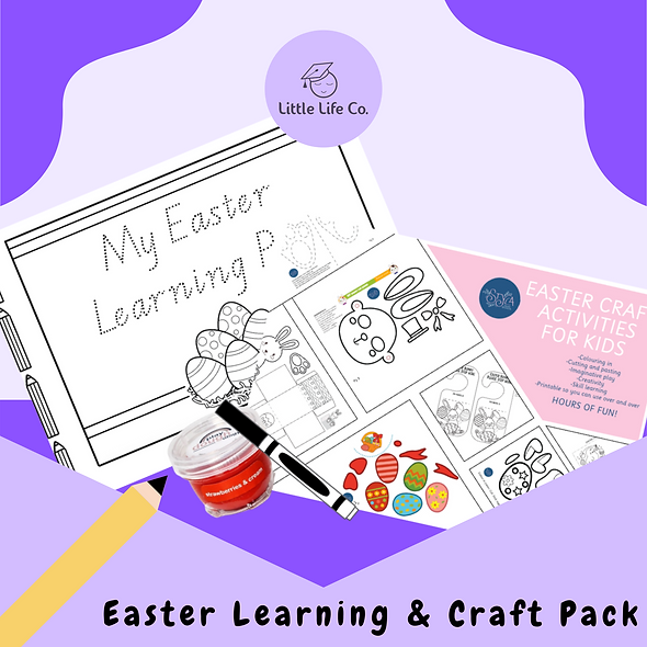 Easter Learning & Craft Pack